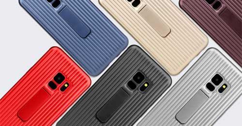 Samsung Galaxy S9 Etui Silikonowe