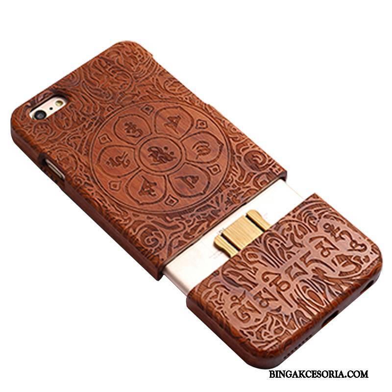 b1ed113493b60a iPhone 6/6s Plus Futerał Nowy Drewniany Luksusowy Z Litego Drewna Osobowość  Etui Na Telefon